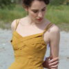 16.1 jaune dress